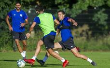 El Athletic entrena en Alemania