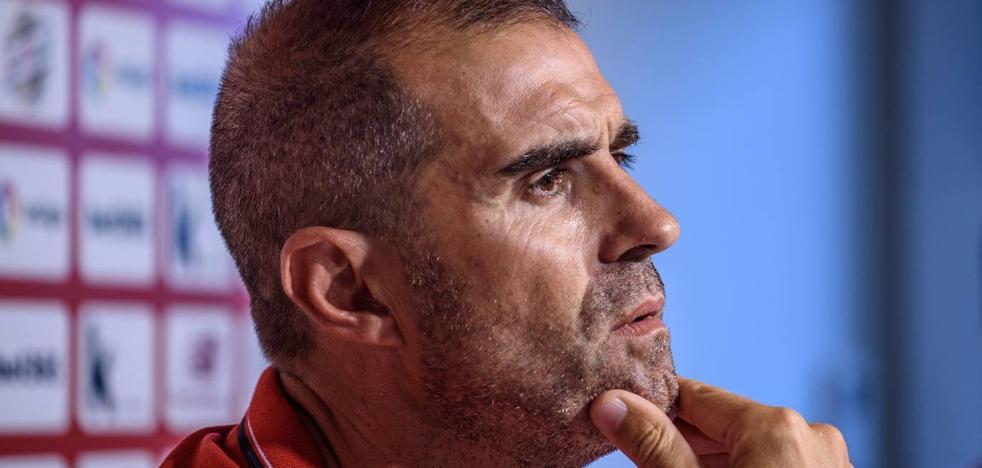 «Uno de los cuatro delanteros saldrá», anuncia Garitano