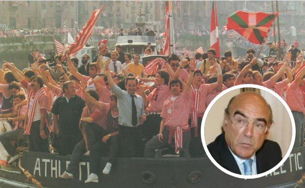 Muere Fernando Ochoa, el gerente que ideó la gabarra del Athletic
