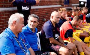 «Veo difícil recuperar a Messi para el viernes»