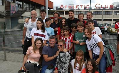 El Athletic regresa al trabajo con Córdoba y las ausencias de Ibai e Iñigo