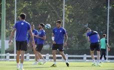 Último entrenamiento del Athletic antes de recibir al Barcelona