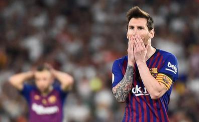 Sin Messi a Bilbao