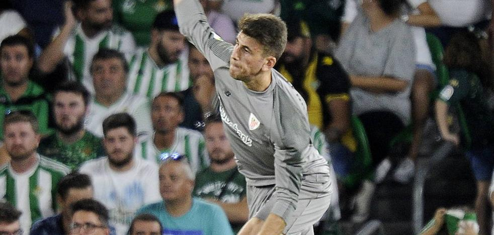 Unai Simón se convierte en el portero titular en la Liga