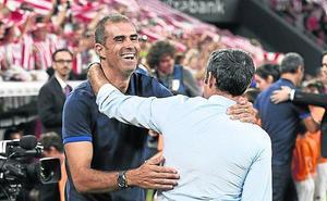 El Athletic ya ejecuta el plan de Garitano