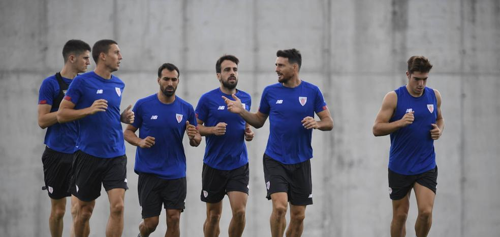 Plantilla Athletic 2019 - 2020