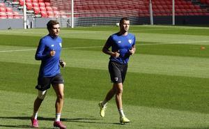 Córdoba se resiente y abandona el entrenamiento del Athletic