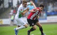 Ibai Gómez se apunta para el partido contra el Getafe