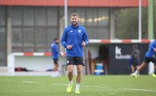 Íñigo Martínez: «Ya es hora de marcar mi primer gol con el Athletic»