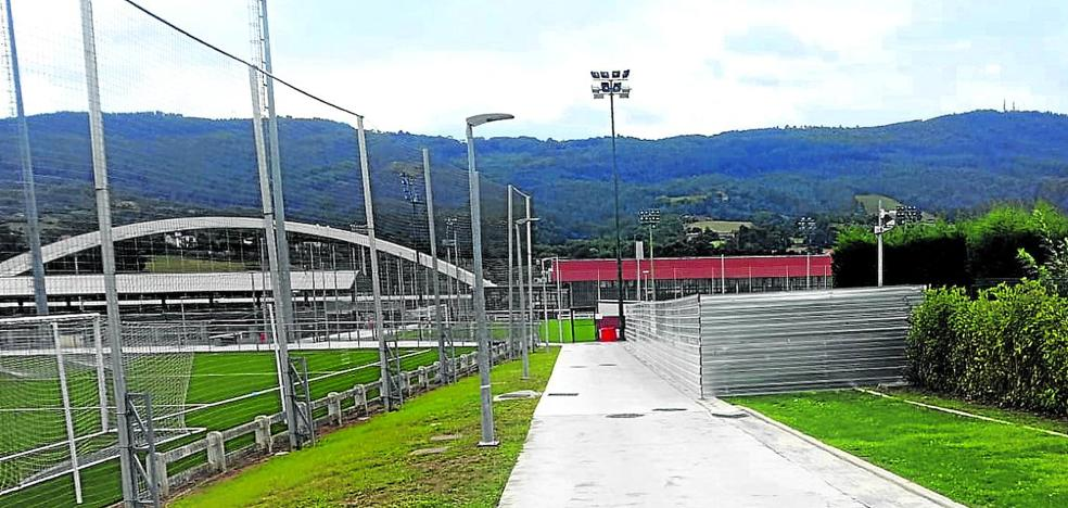 El Athletic inicia las obras del edificio del primer equipo con un proyecto más modesto que el original