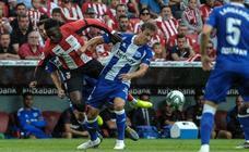 El Athletic-Alavés, en imágenes