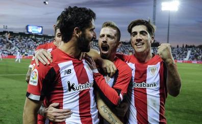 El Athletic sigue con su media inglesa