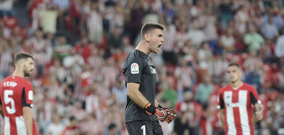 El uno a uno del Athletic - Valencia