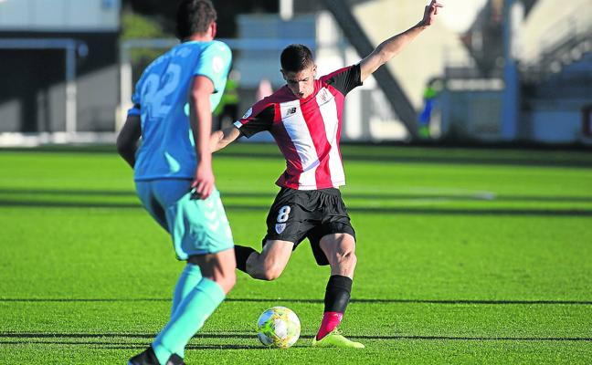 Sancet pide paso con goles