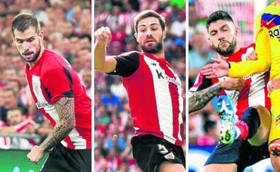 Iñigo, Yeray y Núñez, en la prelista para los partidos ante Noruega y Suecia