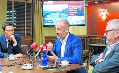 Elizegi confía en que diez meses de contactos con socios le sirvan para superar la asamblea