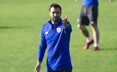 Balenziaga: «El jugador que también está preparado para el banquillo ayuda más al equipo»