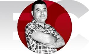 Íñigo Vicente ya destaca en el Mirandés