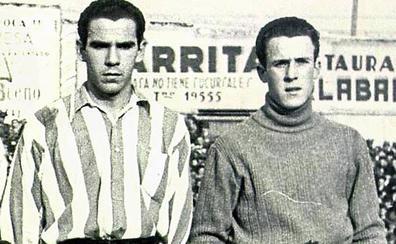 Fallece el portero de la Liga y Copa del 43