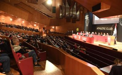 La hucha del Athletic y el déficit estructural marcan la primera asamblea de Elizegi