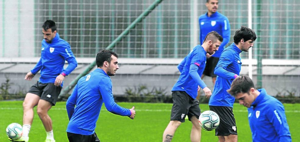 Ibai y Berchiche, bajas ante el Valladolid