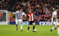 Las mejores imágenes del Athletic - Valladolid