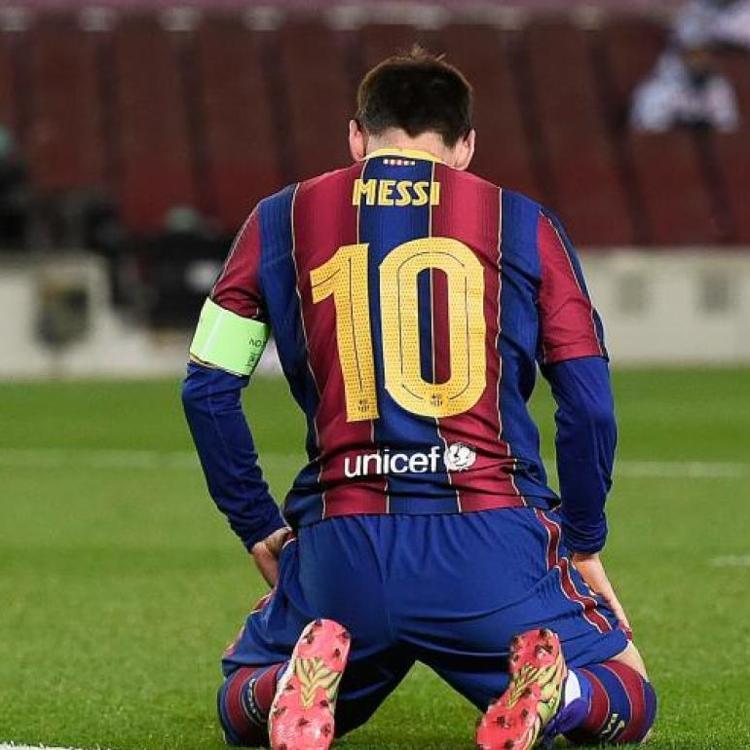 Messi no entrena a dos días de la final