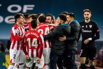 Final de la Supercopa Barcelona-Athletic