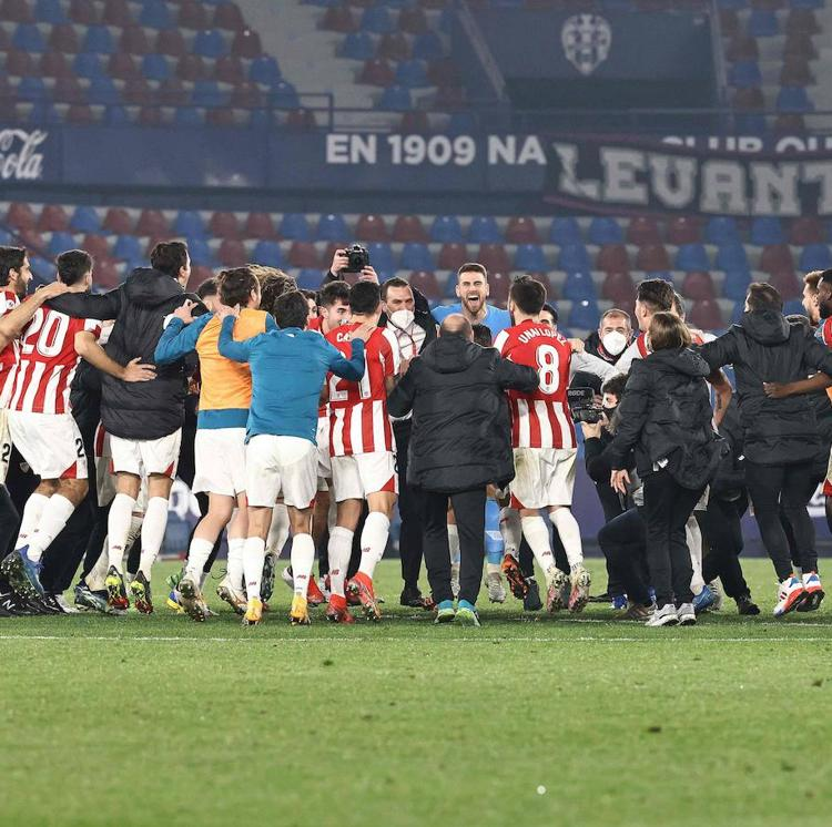 La Copa vuelve a ser territorio Athletic