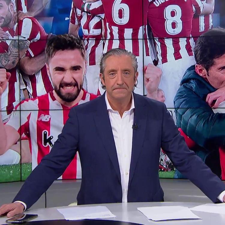 El editorial de Josep Pedrerol en 'Jugones': «El Athletic es más que un club»