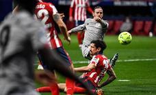 Las mejores imágenes del Atlético de Madrid - Athletic