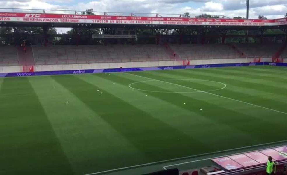 Estadio donde juega el Athletic su cuarto partido de pretemporada