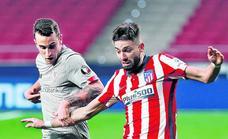 El Atlético de Simeone, un reto pendiente para el Athletic