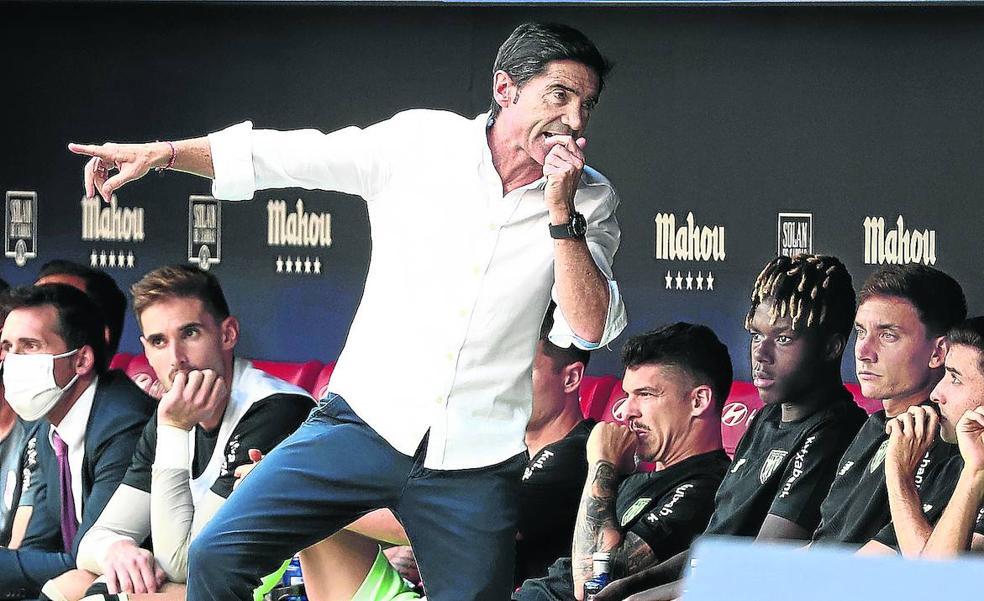 Marcelino anuncia la primera rotación ante el Rayo