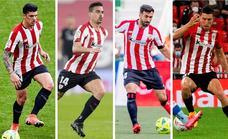 Capa, Dani García, Balenziaga, De Marcos acaban en 2022