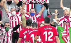 El Athletic es el tercer equipo de Europa que más rédito saca a sus goles