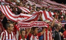 El Athletic recupera el Gazte Abono para impulsar la animación en San Mamés