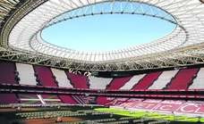 El Athletic celebrará la asamblea en la Tribuna Norte Baja de San Mamés