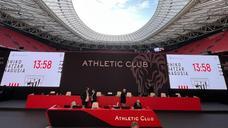 La asamblea del Athletic, en imágenes