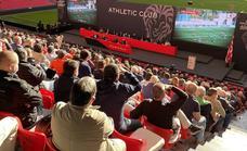 La asamblea del Athletic, en directo