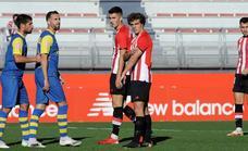 Un punto que sabe a poco al Bilbao Athletic