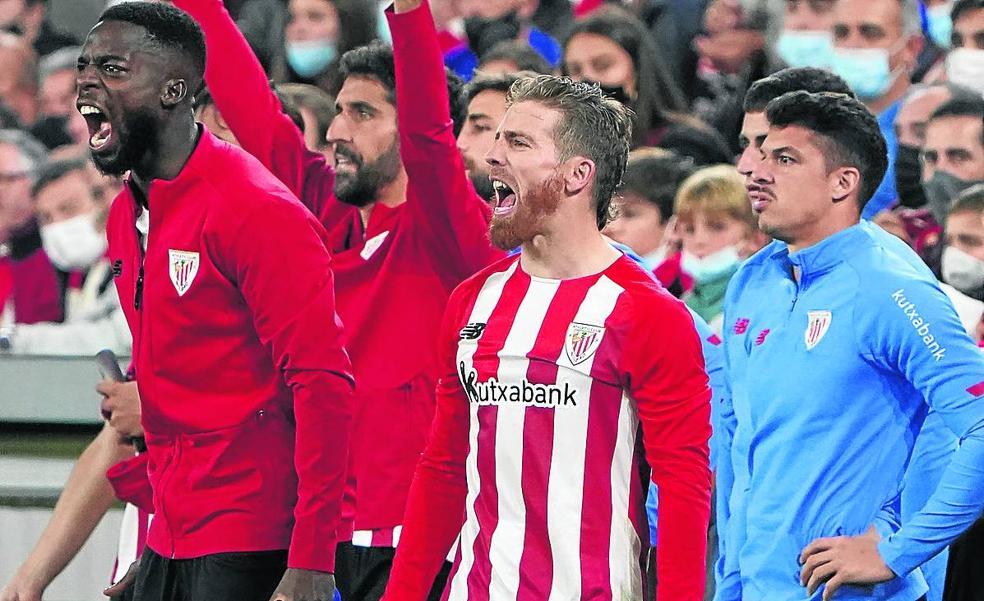Muniain, el capitán que levanta al Athletic