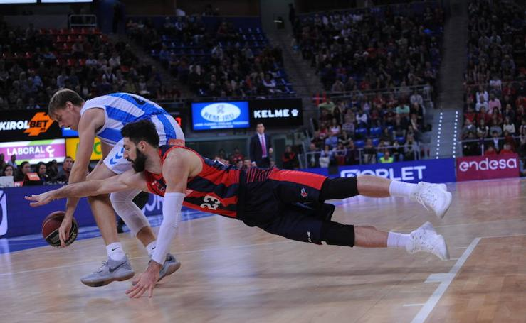 Baskonia - Gipuzkoa Basket