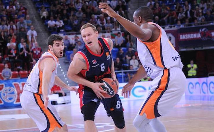 Baskonia - Valencia Basket de Euroliga