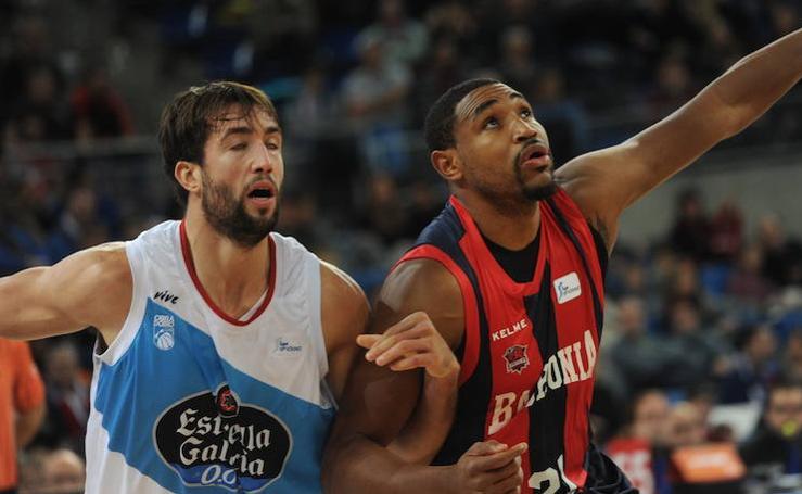Fotos del Baskonia - Obradoiro de Liga ACB