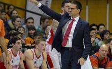 «Ha sido un partido de pico y pala», describe Pedro Martínez