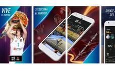 La Euroliga confunde al Baskonia con el Barça en la futurista aplicación que ha lanzado con motivo del 'play off'
