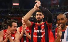 Granger, descartado para el derbi frente a Bilbao Basket, mientras que Shengelia es duda