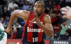 El Baskonia, con Granger incluido, viaja a Santiago para el último partido de fase regular