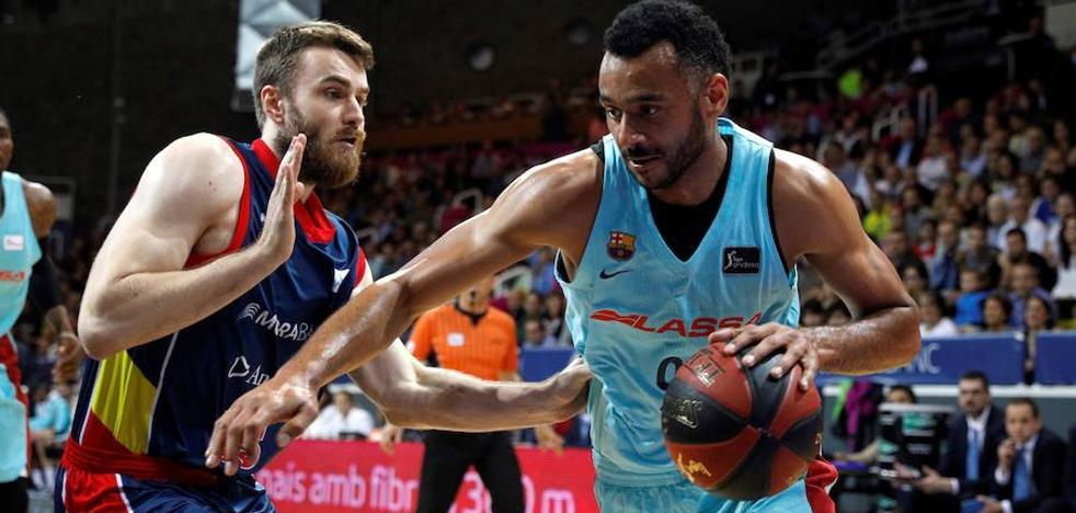 El Baskonia sigue a la espera de rival después del agónico triunfo del Barcelona en Andorra